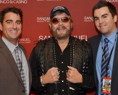 Hank Williams Jr. Rocks San Manuel