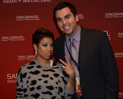 Keyshia Cole Takes Over San Manuel