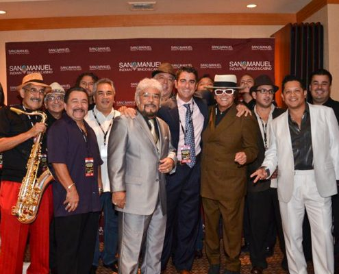 Latin Legends Live at San Manuel