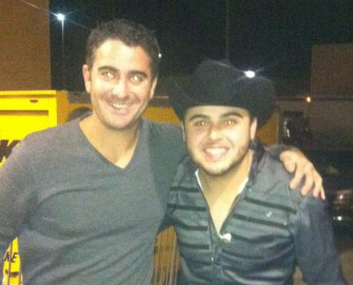 Gerardo Ortiz and The M&M Group