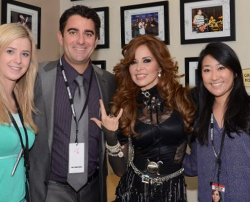 Gloria Trevi Sold Out 3 Day Tour