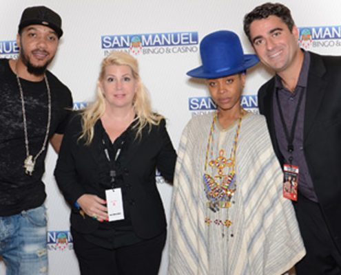 The M&M Group Salutes Erykah Badu