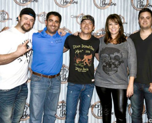 3 Doors Down Rocks Celebrity Theatre