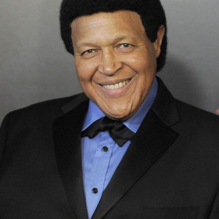 Chubby checker chequered