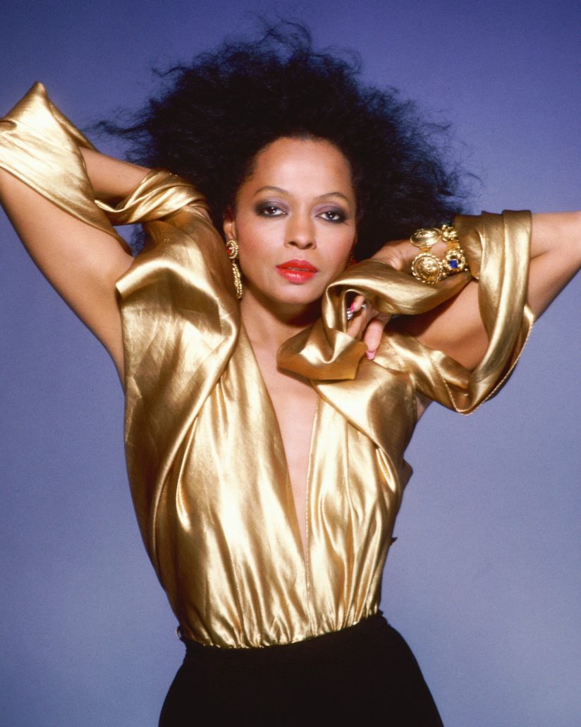 Diana Ross - M&M Group