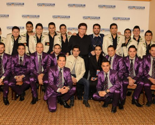 Banda El Recodo and Banda Los Recoditos