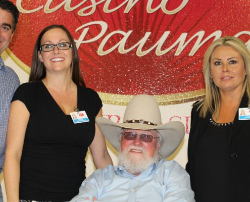 Charlie Daniels Plays Casino Pauma