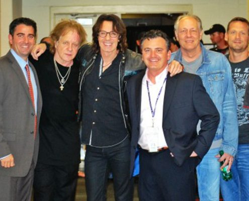 Eddie Money, Little River Band, and Rick Springfield Together