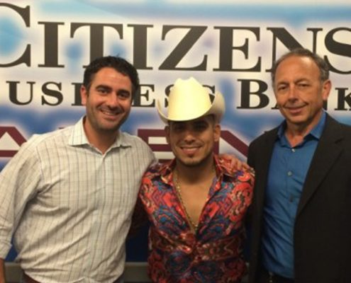 Espinoza Paz at Citizens Business Bank Arena