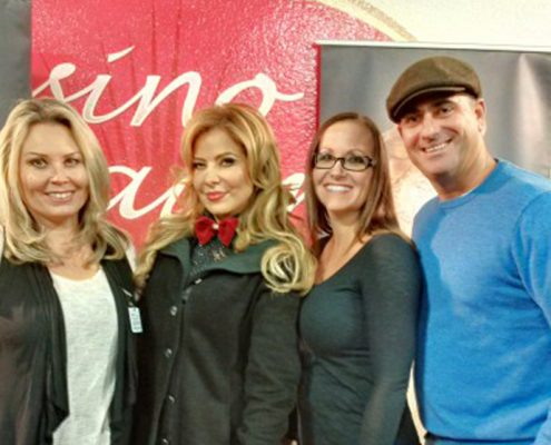 Gloria Trevi Sells Out Casino Pauma