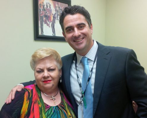 Paquita La Del Barrio Sells Out a Show