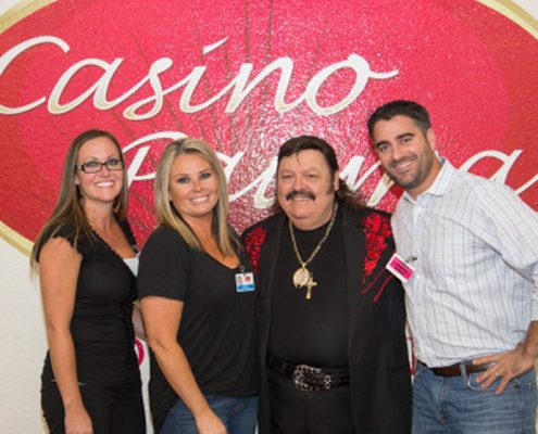 Ramon Ayala Sells Out Casino Pauma