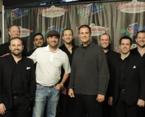 Straight No Chaser at Budweiser Events Center