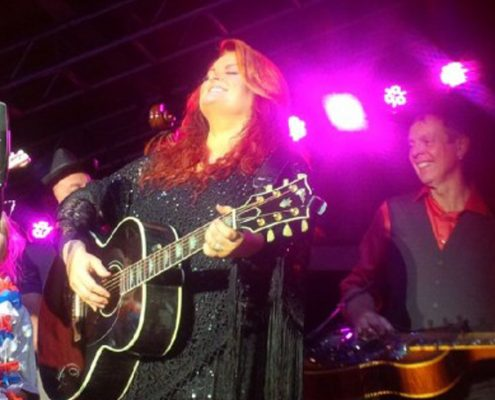 Wynonna Performs at Beaumont