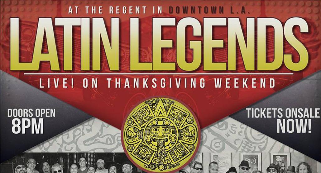 Latin Legends