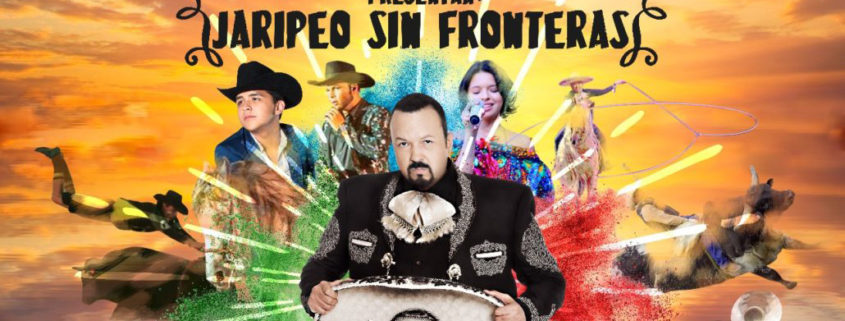 Upcoming 2018 Pepe Aguilar