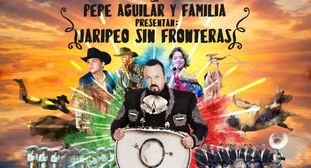 Upcoming 2018 Pepe Aguilar