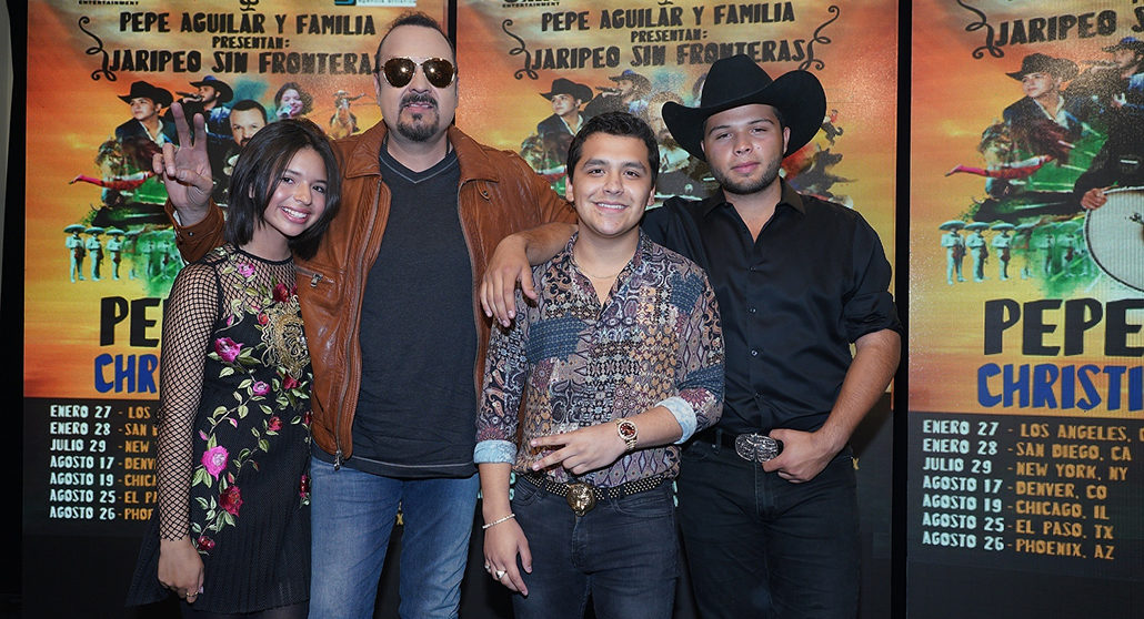 Pepe Aguilar And Family Revive Jaripeo Tradition M Amp M Group